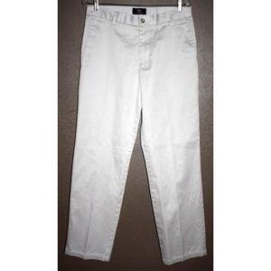 Dockers Mens 32x32 Khakis Pant Flat Front Straight